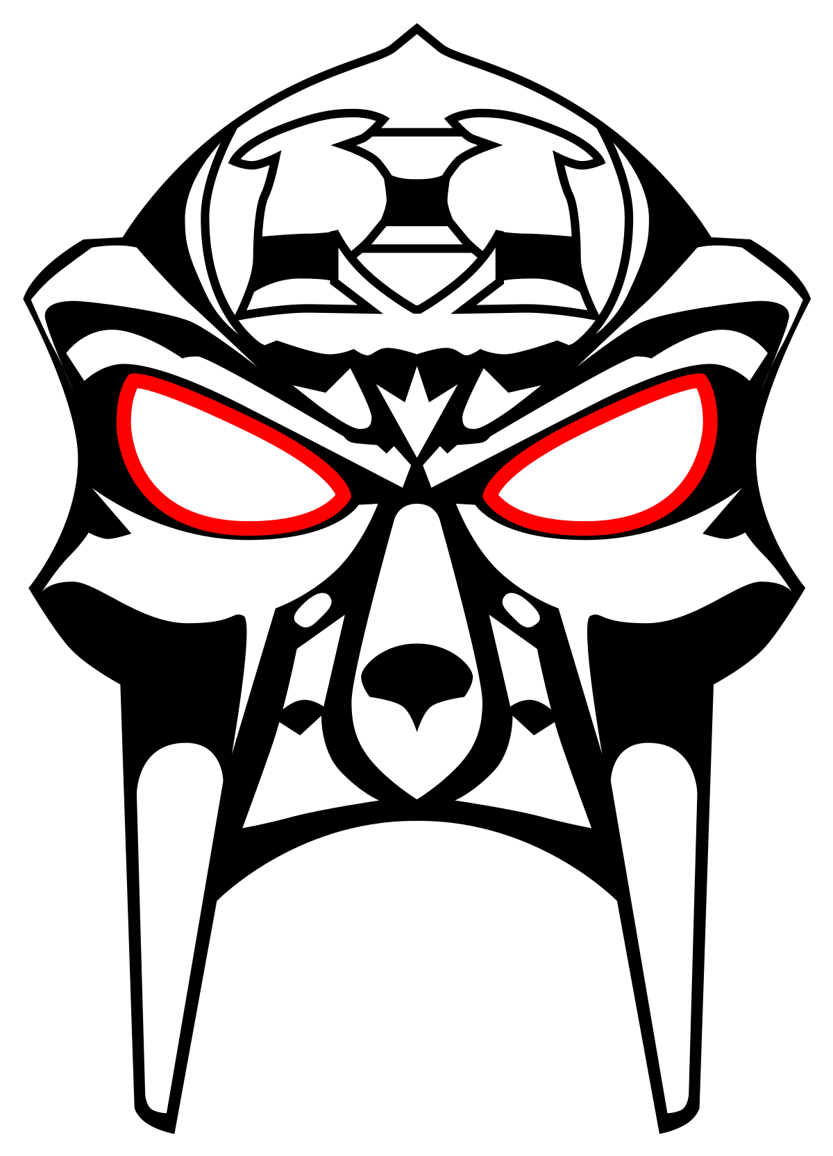 Cannes Iron Mask